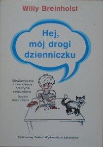 Willy Breinholst • Hej, mój drogi dzienniczku
