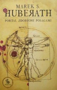 Marek S. Huberath • Portal zdobiony posągami