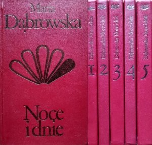 Maria Dąbrowska • Noce i dnie [komplet]