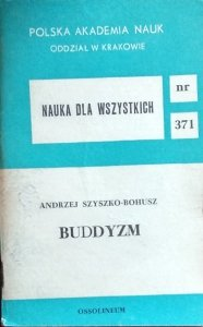 Andrzej Szyszko-Bohusz • Buddyzm