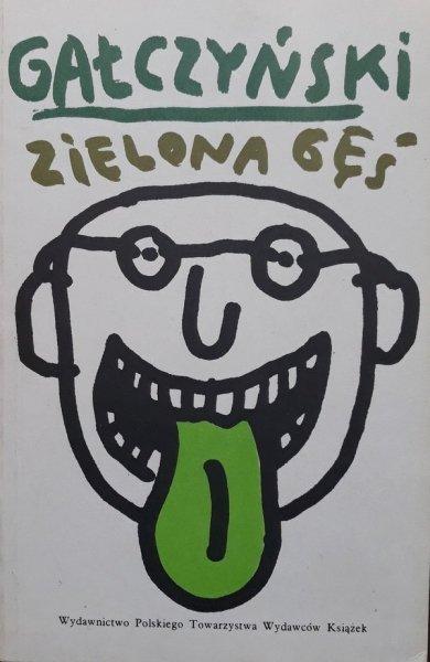 Znalezione obrazy dla zapytania Konstanty Ildefons Gałczyński : Zielona Gęś