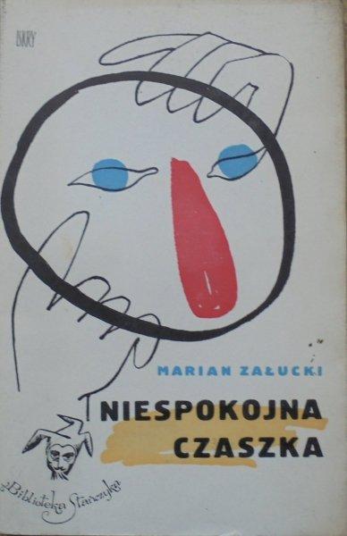 Marian Załucki • Niespokojna czaszka [Eryk Lipiński]