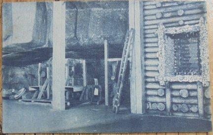 Wieliczka. Komora 'Drozdowice'