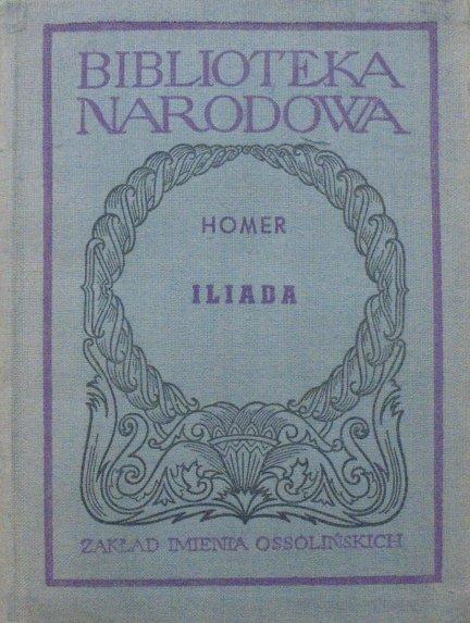 Homer • Iliada