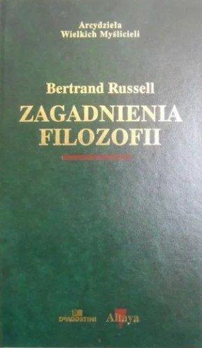 Bertrand Russell • Zagadnienia filozofii [zdobiona oprawa]