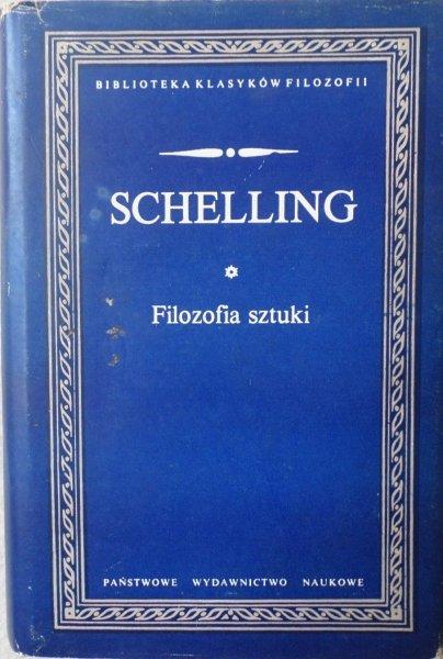 Schelling • Filozofia sztuki