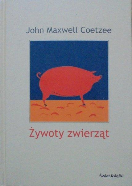 John Maxwell Coetzee • Żywoty zwierząt [Nobel 2003]