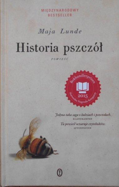 Maja Lunde • Historia pszczół