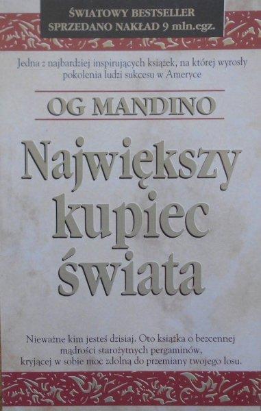 Og Mandino • Największy kupiec świata