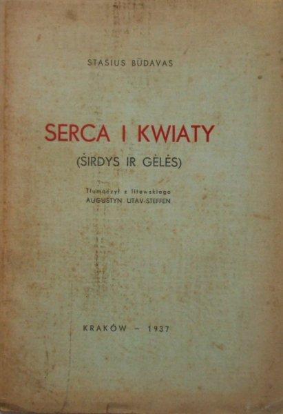 Stasius Budavas • Serca i kwiaty