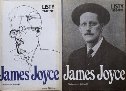 James Joyce • Listy