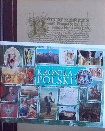 Znalezione obrazy dla zapytania Reader's Digest Kronika Polski