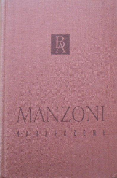 Alessandro Manzoni • Narzeczeni [Biblioteka Arcydzieł]