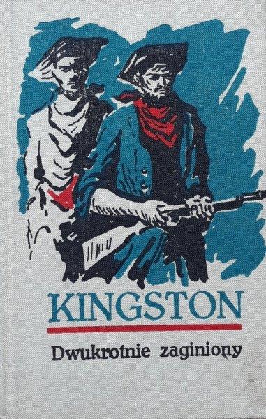 W.H.G. Kingston • Dwukrotnie zaginiony