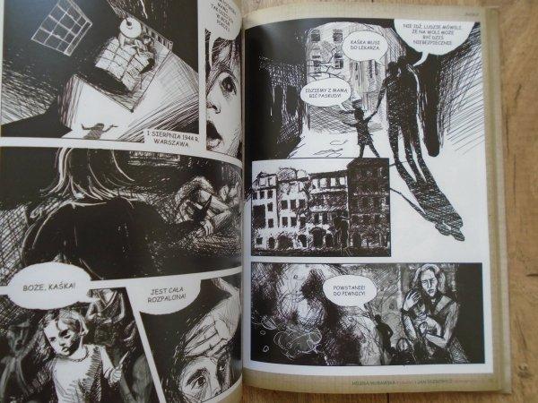 Powstanie 44 w komiksie • Antologia prac konkursowych 2011