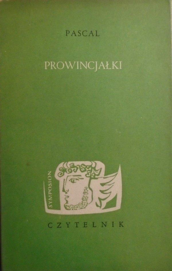 Blaise Pascal • Prowincjałki