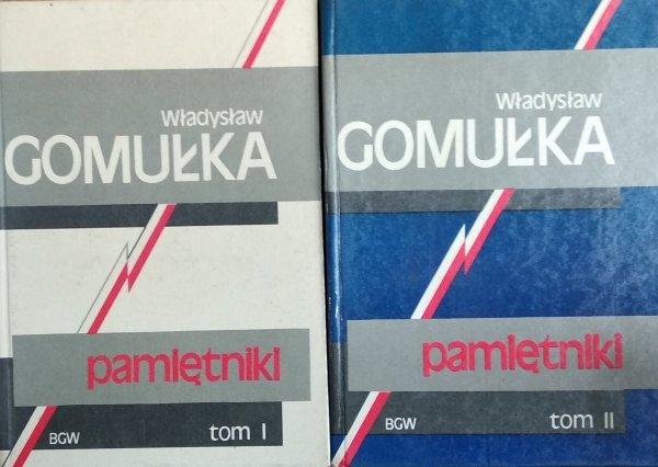 Władysław Gomułka • Pamiętniki [komplet]