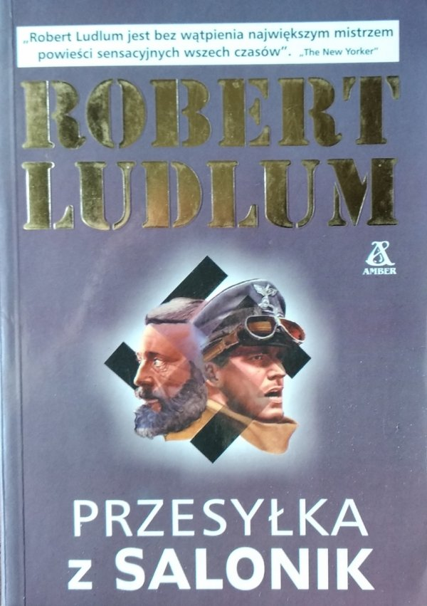 Robert Ludlum • Przesyłka z Salonik