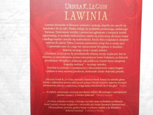 Ursula K. Le Guin • Lawinia