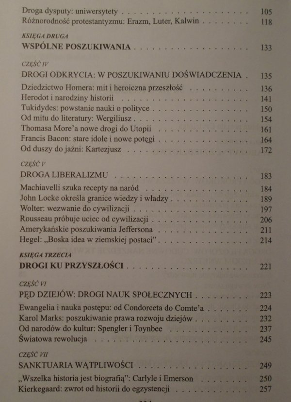 Daniel J. Boorstin • Poszukiwacze. Dzieje ludzkich poszukiwań sensu świata [Platon, Arystoteles, Machiavelli, Wolter, Marks, Toynbee, Bergson]