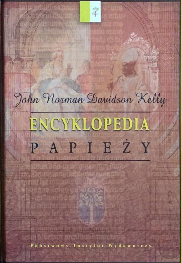 John Norman Davidson Kelly • Encyklopedia papieży