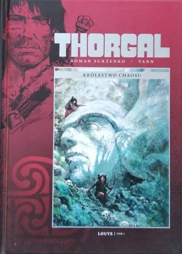 Surżenko, Yann • Thorgal. Louve. Królestwo chaosu