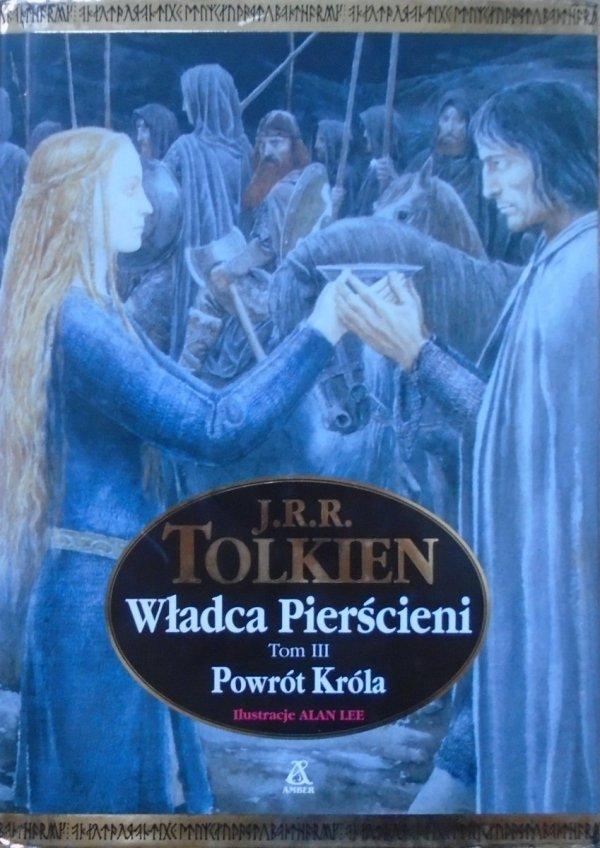 J.R.R. Tolkien • Władca Pierścieni tom 3. Powrót Króla