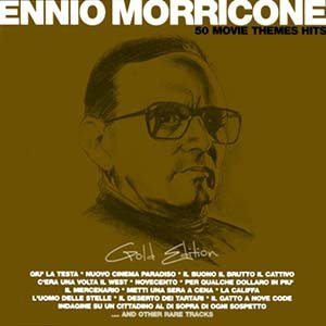 Ennio Morricone • Gold Edition: 50 Movie Themes Hits • 3CD