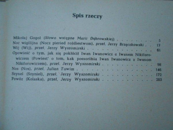 Mikołaj Gogol • Opowiadania
