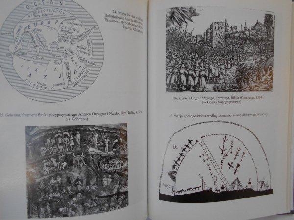 Leksykon • Zaświaty i krainy mityczne