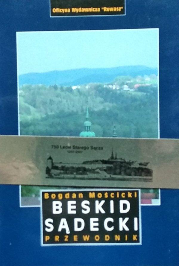 Bogdan Mościcki • Beskid Sądecki. Przewodnik