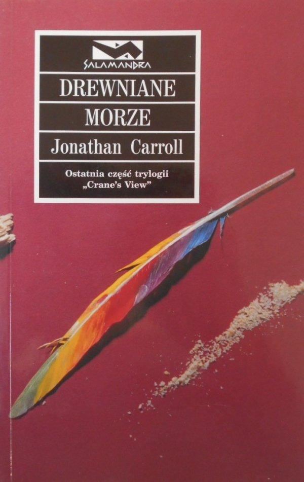 Jonathan Carroll • Drewniane morze