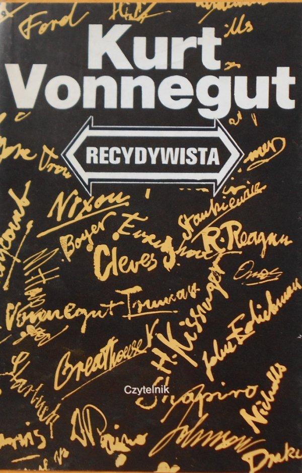 Kurt Vonnegut • Recydywista