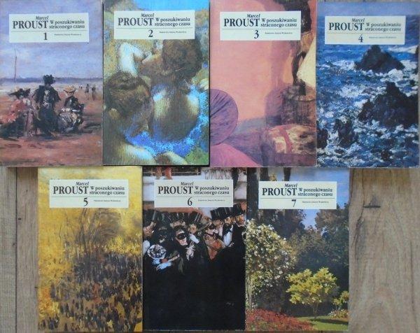Marcel Proust • W poszukiwaniu straconego czasu [komplet]