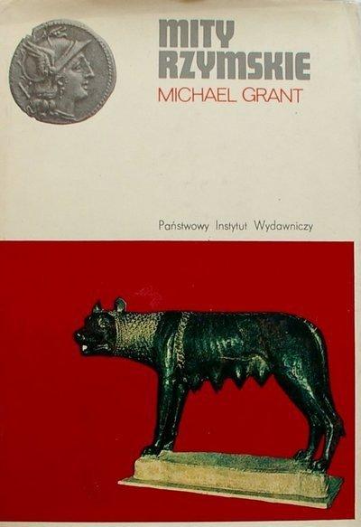 Michael Grant • Mity rzymskie