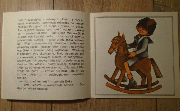 Danuta Wawiłow • Kiedy byłam mała [Wanda Orlińska] [Poczytaj mi mamo]