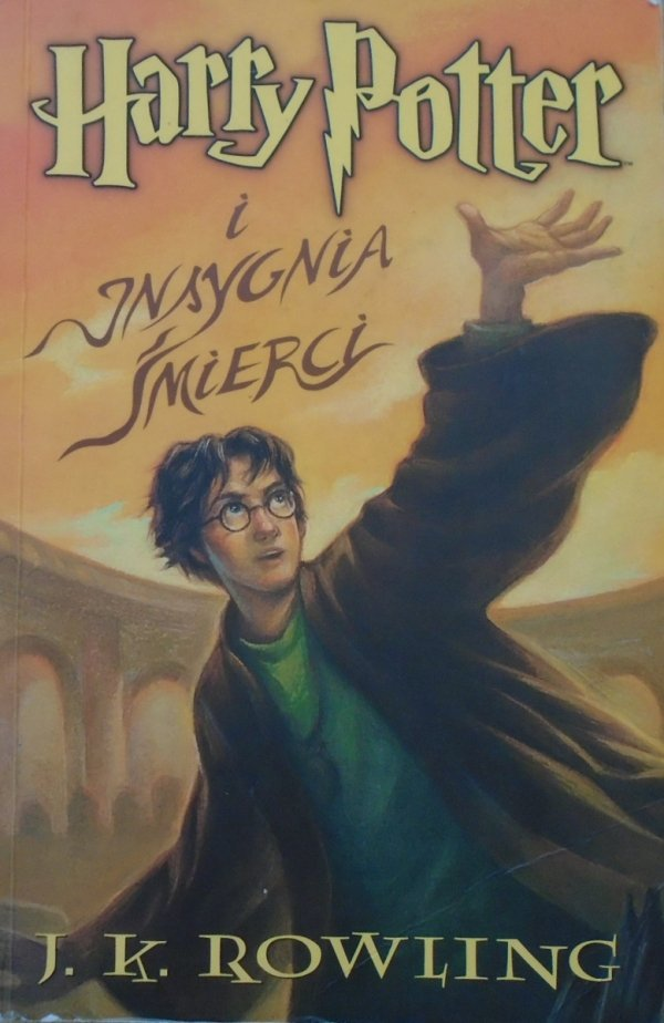 J.K. Rowling • Harry Potter i Insygnia Śmierci