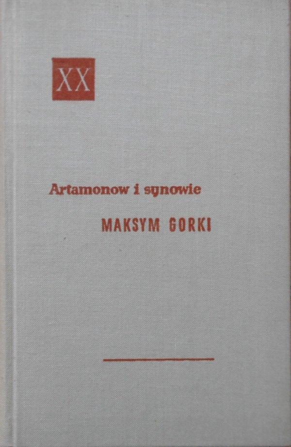 Maksym Gorki • Artamonow i synowie [Powieści XX wieku]