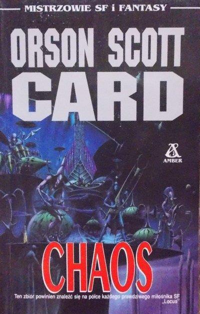 Orson Scott Card • Chaos