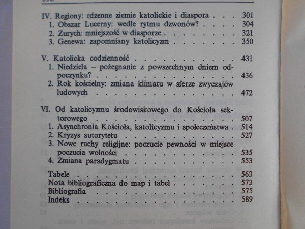 Urs Altermatt • Katolicyzm a Nowoczesny Świat