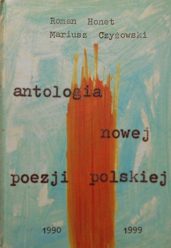 Antologia nowej poezji polskiej • 1990-1999