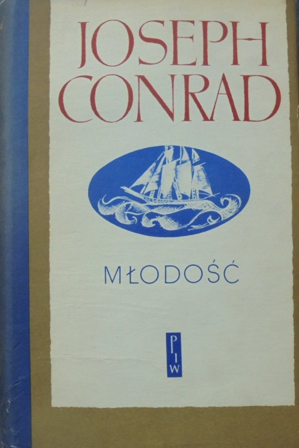 Joseph Conrad • Młodość [Ewa Frysztak Witowska]