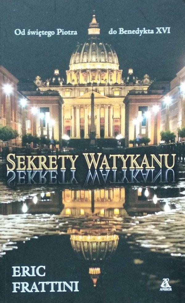 Eric Frattini • Sekrety Watykanu