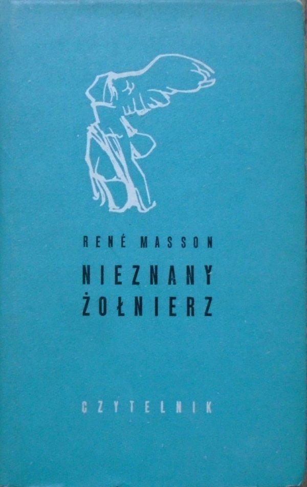 Rene Masson • Nieznany żołnierz