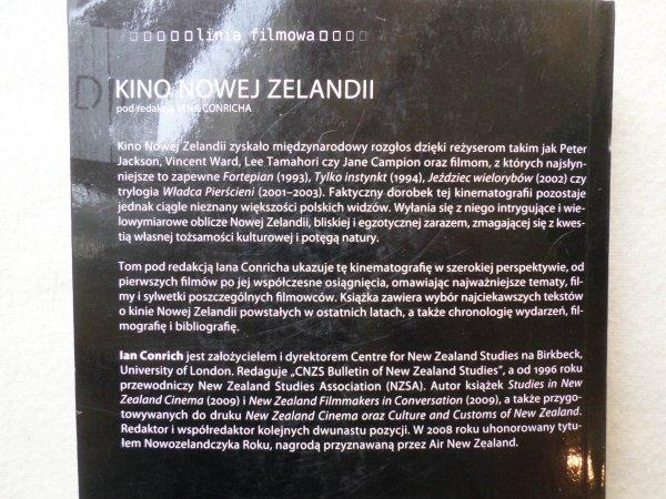 Ian Conrich • Kino Nowej Zelandii