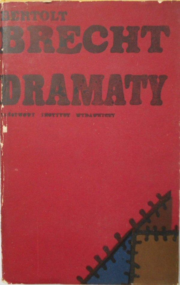 Bertold Brecht • Dramaty [Młodożeniec]