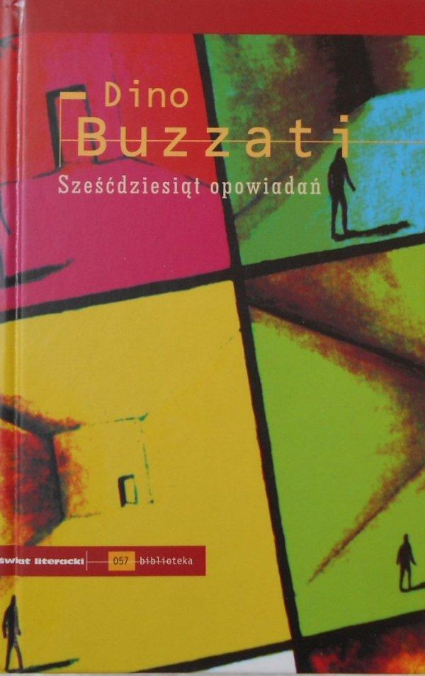 Dino Buzzati • Sześćdziesiąt opowiadań