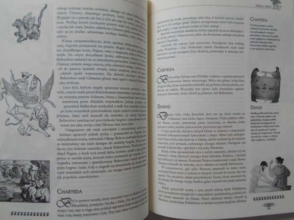 Carmona, Gallego • Słownik mitów. Bogowie i herosi, mity i legendy