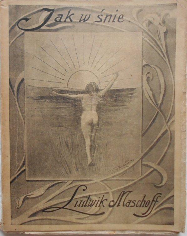Ludwik Maschoff • Jak we śnie
