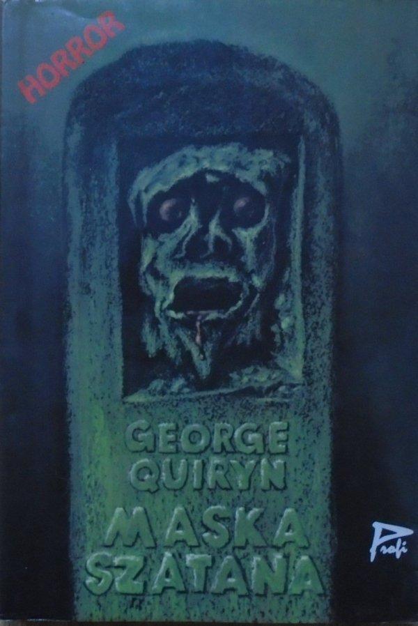 George Quiryn • Maska szatana